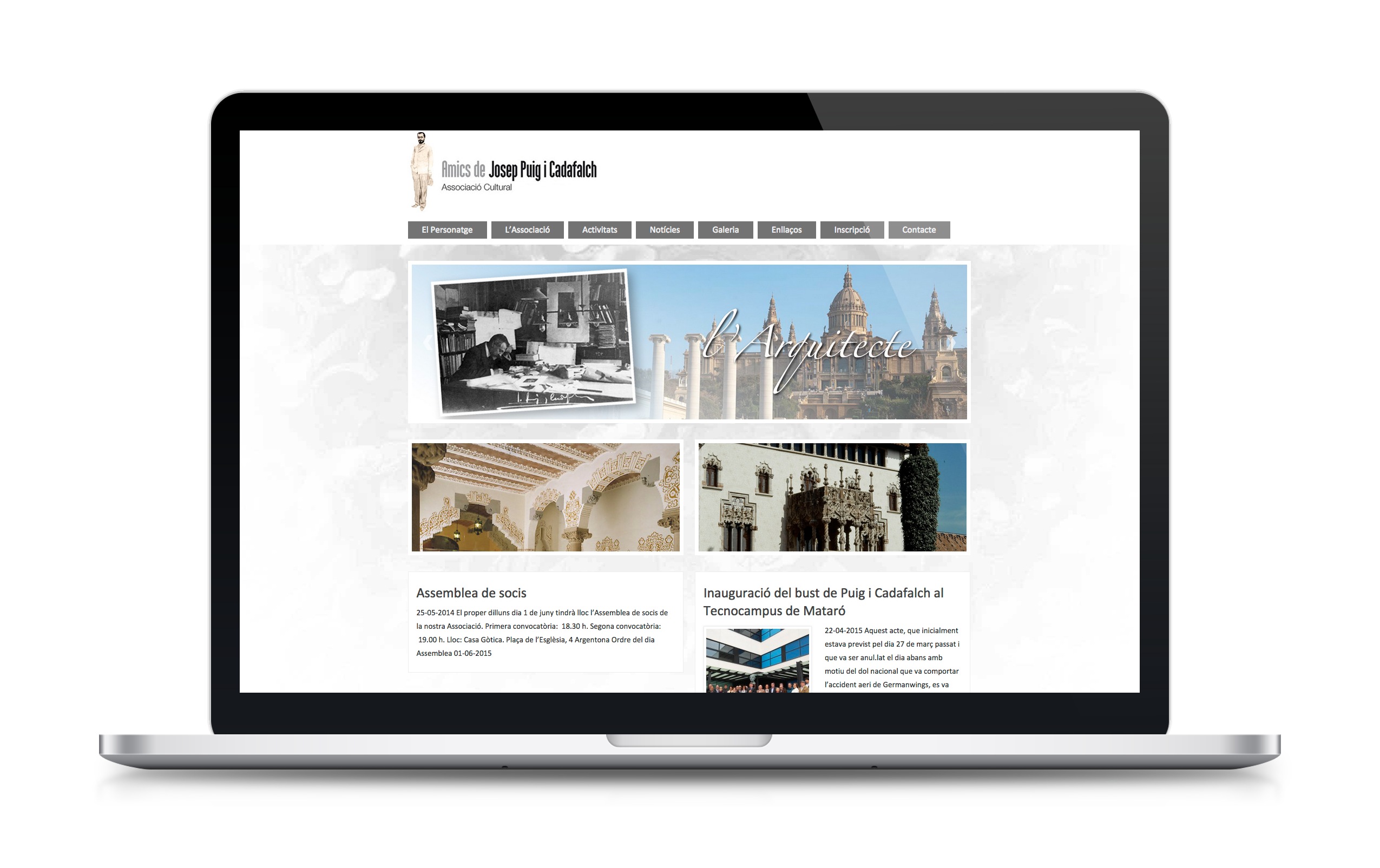 Páginas web a medida en Mataro y Maresme Páginas web económicas en Mataró Páginas web para empresas del Maresme Hacer pagina Web Páginas web profesionales